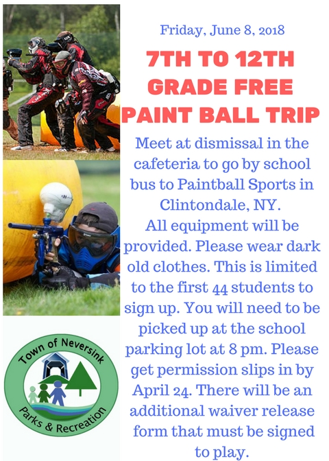 Paintball June 8