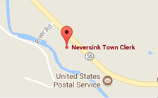 neversink map