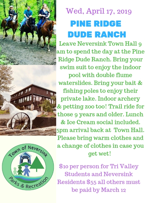 Pine Ridge Dude Ranch April 17 2019