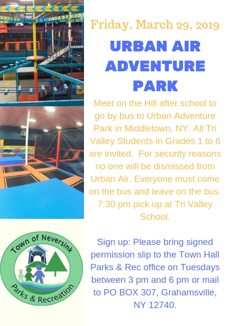 Urban Air Adventure Park March 29 2019