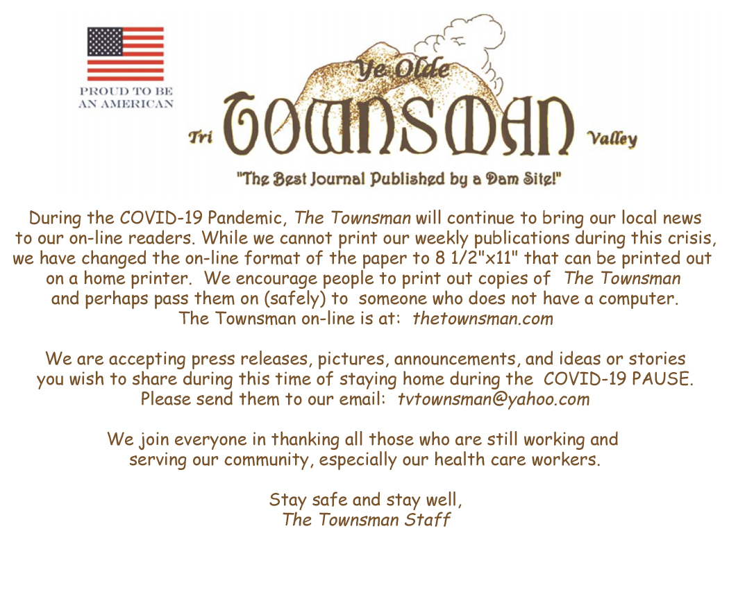 townsman announcement